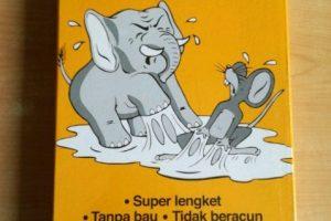 rekomendasi lem tikus cap gajah